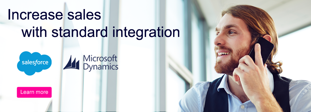 Integrate ERP and CRM - Salesforce & MS Dynamics Integration