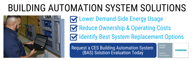 Building Automation System Solutions | CES