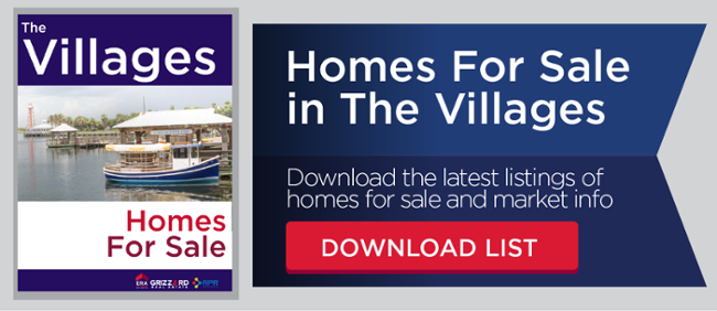 homes for sale in the villages