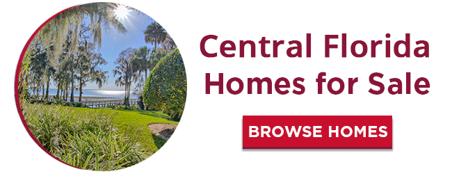 Homes for Sale in Central Florida