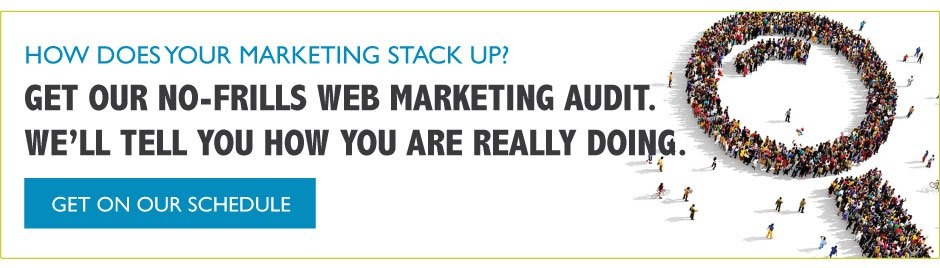 Web marketing checkup