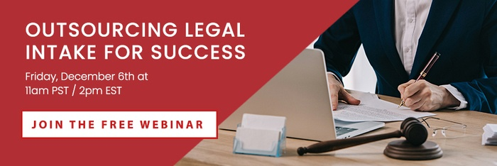 Outsourcing Legal Intake For Success