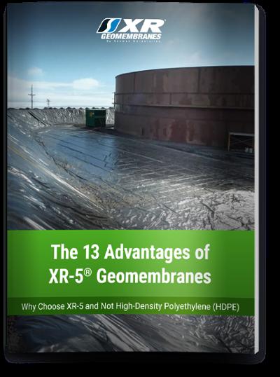 Geomembrane-HDPE