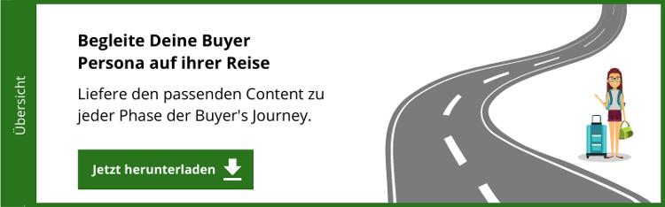 Kostenlose Buyer's Journey Übersicht - Jetzt downloaden >>