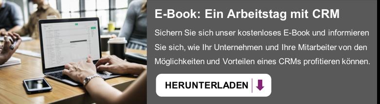 Kostenloses E-Book: Ein Arbeitstag mit CRM – Jetzt downloaden >>