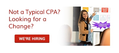Are You A Different Kind of CPA