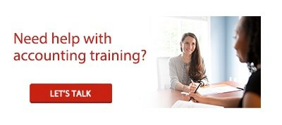 Need help with accounting training? Let's talk