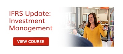 IFRS Update: Investment Management