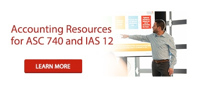 Accounting Resources for ASC 740 and IAS 12