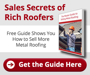 Get our free Sales Secrets of Rich Roofers guide