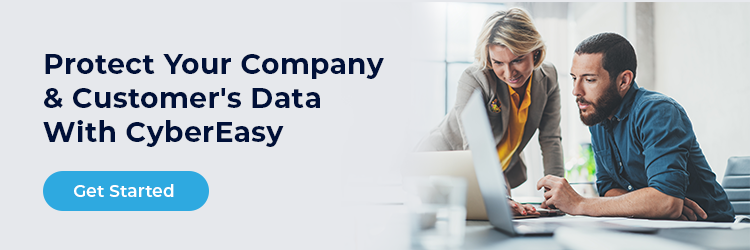 protect data with cybereasy