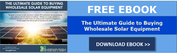 Download ebook_Guide to Buying Wholesale Solar Equipment