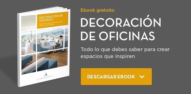 Descarga una guía de decoración de oficinas