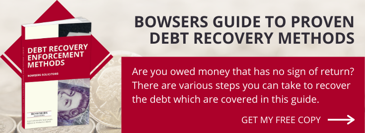 bowsers-debt-recovery-guide