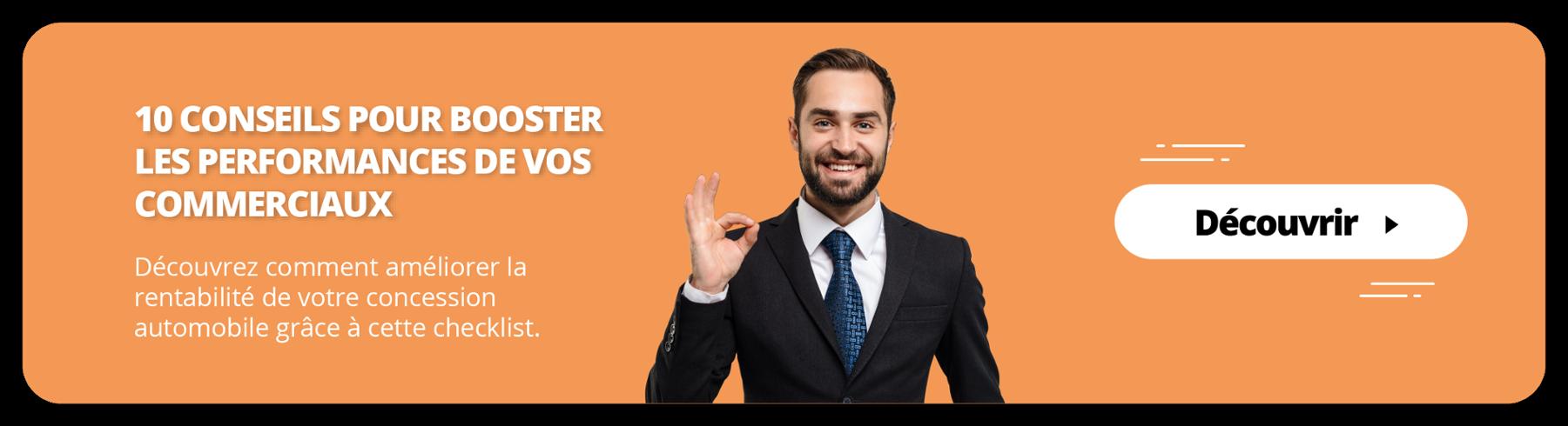 10 conseils pour booster les performances de vos commerciaux