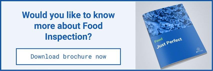 Food Inspection brochure