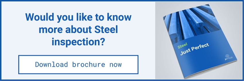 Steel Inspection brochure