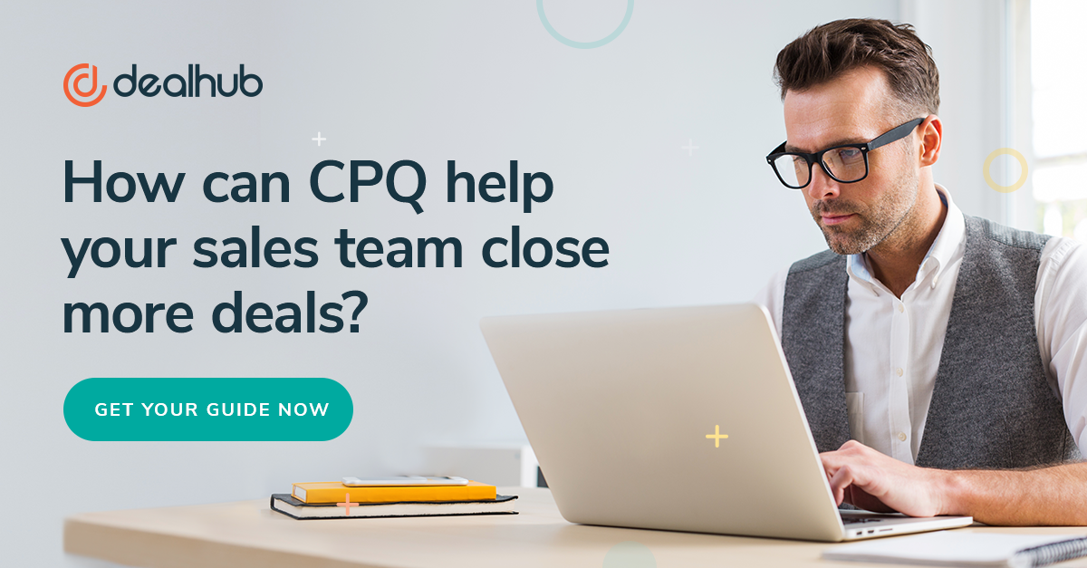 CPQ helps sales team close more deals