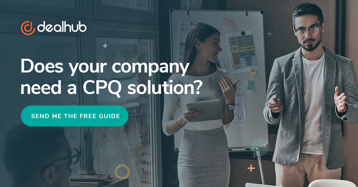 CPQ solution free guide