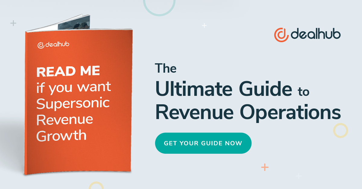 The Ultimate Guide to Revenue Operations