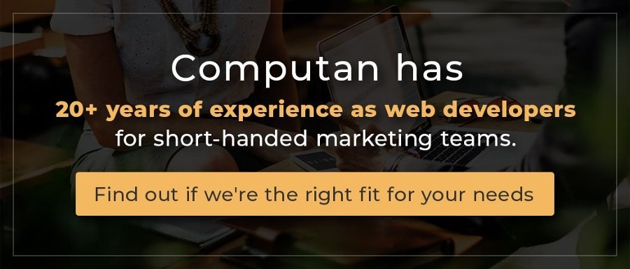 Computan has 20+ years of experience as web developers