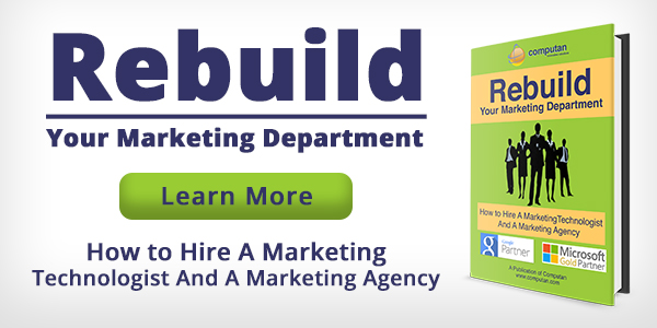 CTA Rebuild Your Marketing Department