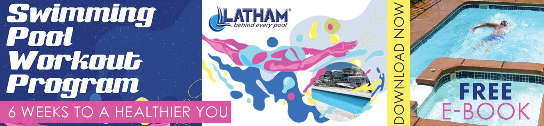 Six Week Swimming Pool Workout Program Latham Pool Products