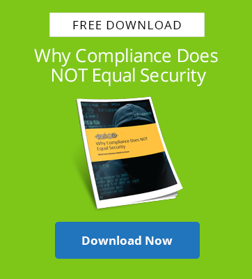 Why Compliance Does NOT Equal Security