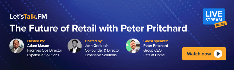 The Future of Retail with Peter Pritchard