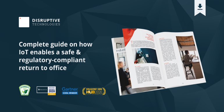 complete guide on how iot enables a safe and regulatory compliant return to office