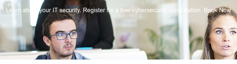 Learn about your IT security. Register for a free cybersecurity consultation.  Book Now