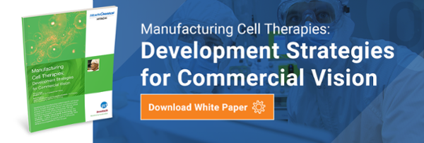 Manufacturing Cell Therapies