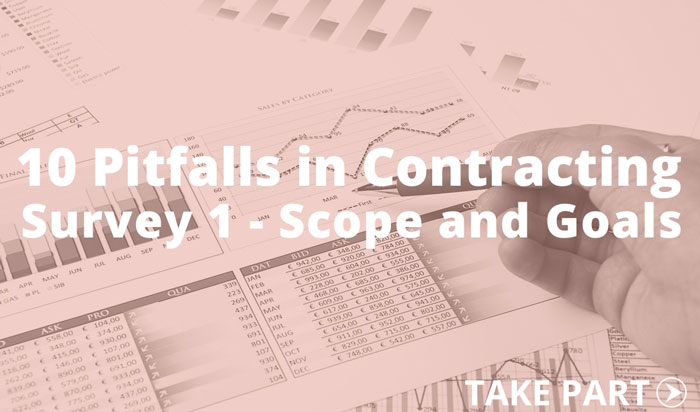 10 Pitfalls in Contracting