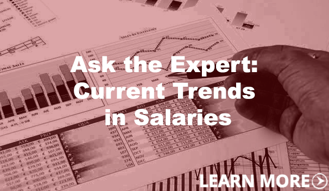 Current trends in salaries