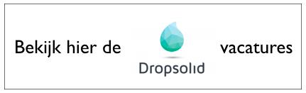 Bekijk hier de Dropsolid vacatures
