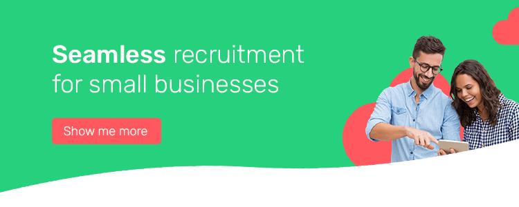recruitment blog cta