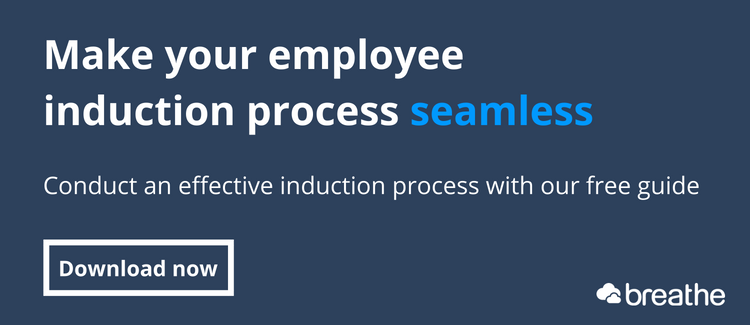 employee induction guide