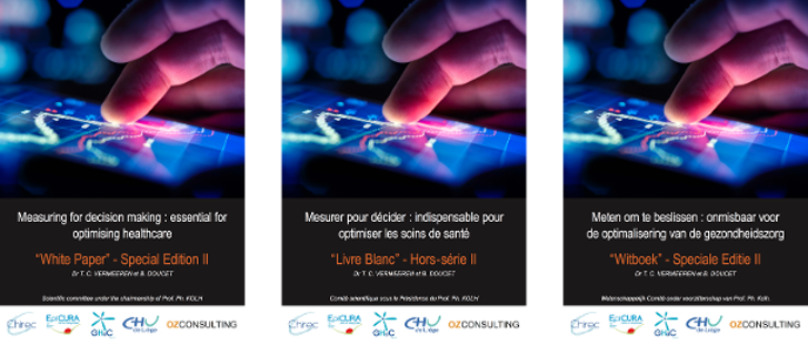 Healthcare BI Solutions: White Paper 'Innovation in Healthcare' Cover