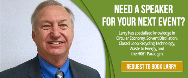 Book Larry Burton from Temarry Recycling