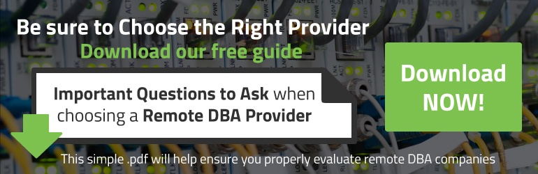 Important Questions to Ask DBA Provider Banner