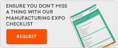 Download your manufacturing expo checklist