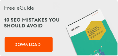 Free eGuide - 10 SEO mistakes you should avoid