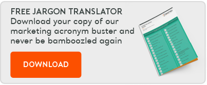 Download your Marketing Jargon Buster