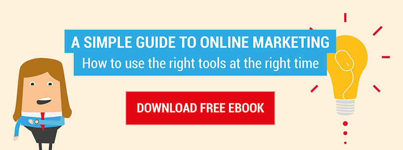 Download A simple guide to online marketing E-book