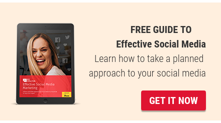 FREE GUIDE TO Effective Social Media  Learn how to take a planned  approach to your social media Get it now