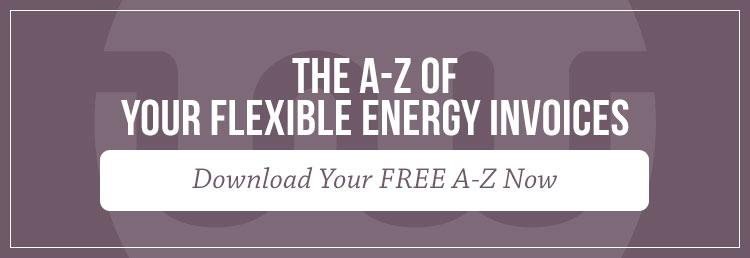 The A-Z of Your Flexible Energy Invoices