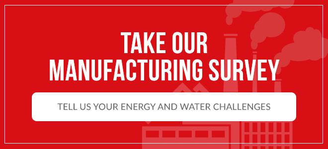 Take our manufacturing survey Utilitywise