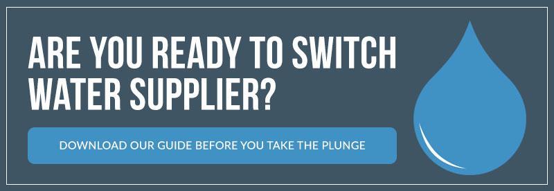 Switch water supplier