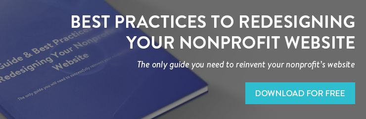Nonprofit Website Redesign Best Practices