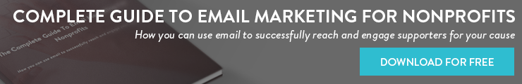 Nonprofit Email Marketing Guide